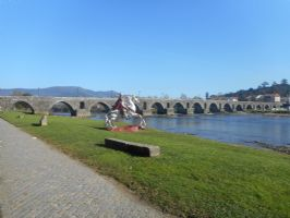 Roman Bridge at Ponte de lima