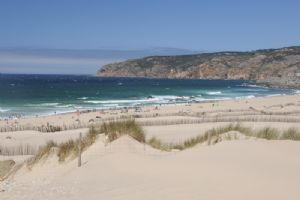 Guincho Beach and Dunes